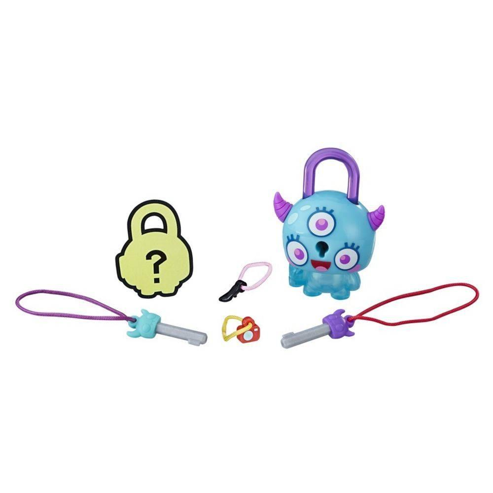 Cadeado Lock Stars Série 1 Sortidos E3155 - Hasbro