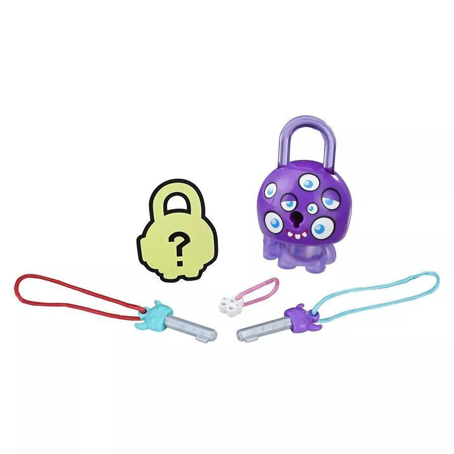 Cadeado Lock Stars Série 1 Sortidos E3205 - Hasbro