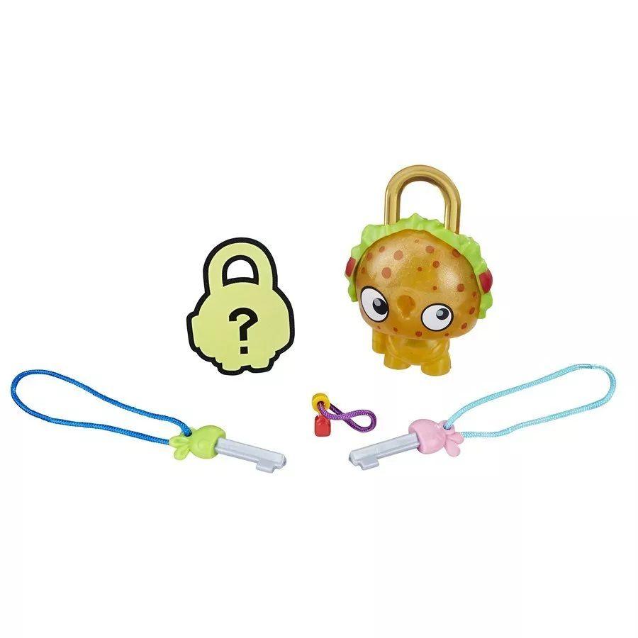 Cadeado Lock Stars Série 1 Sortidos E3162 - Hasbro