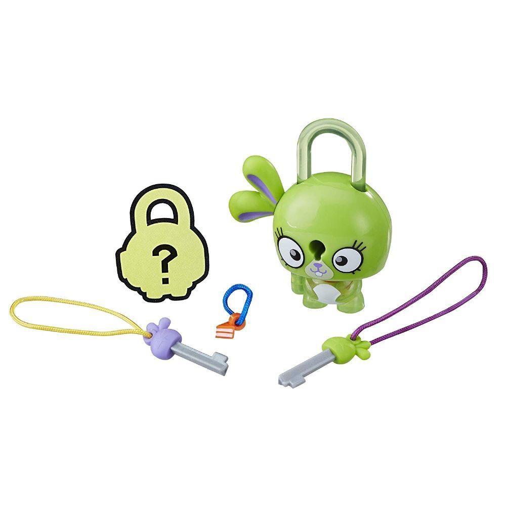 Cadeado Lock Stars Série 1 Sortidos E3209 - Hasbro