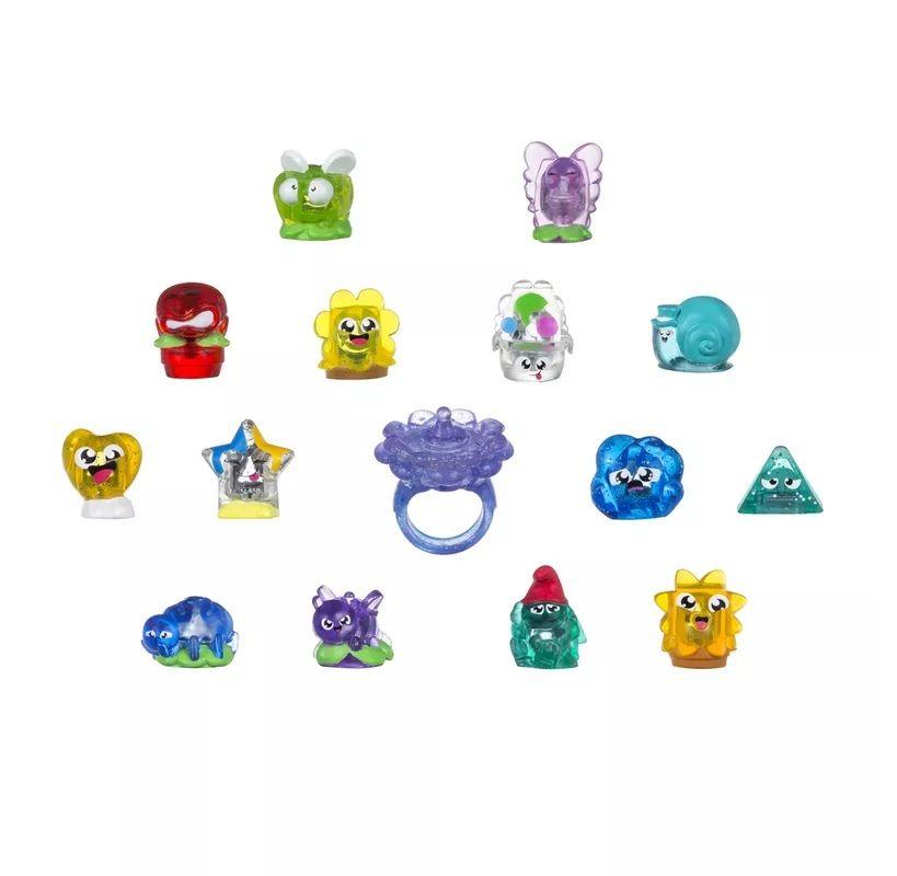 Conjunto de Mini Figuras - Hanazuki - Anel e Coleção de Tesouros - Hasbro