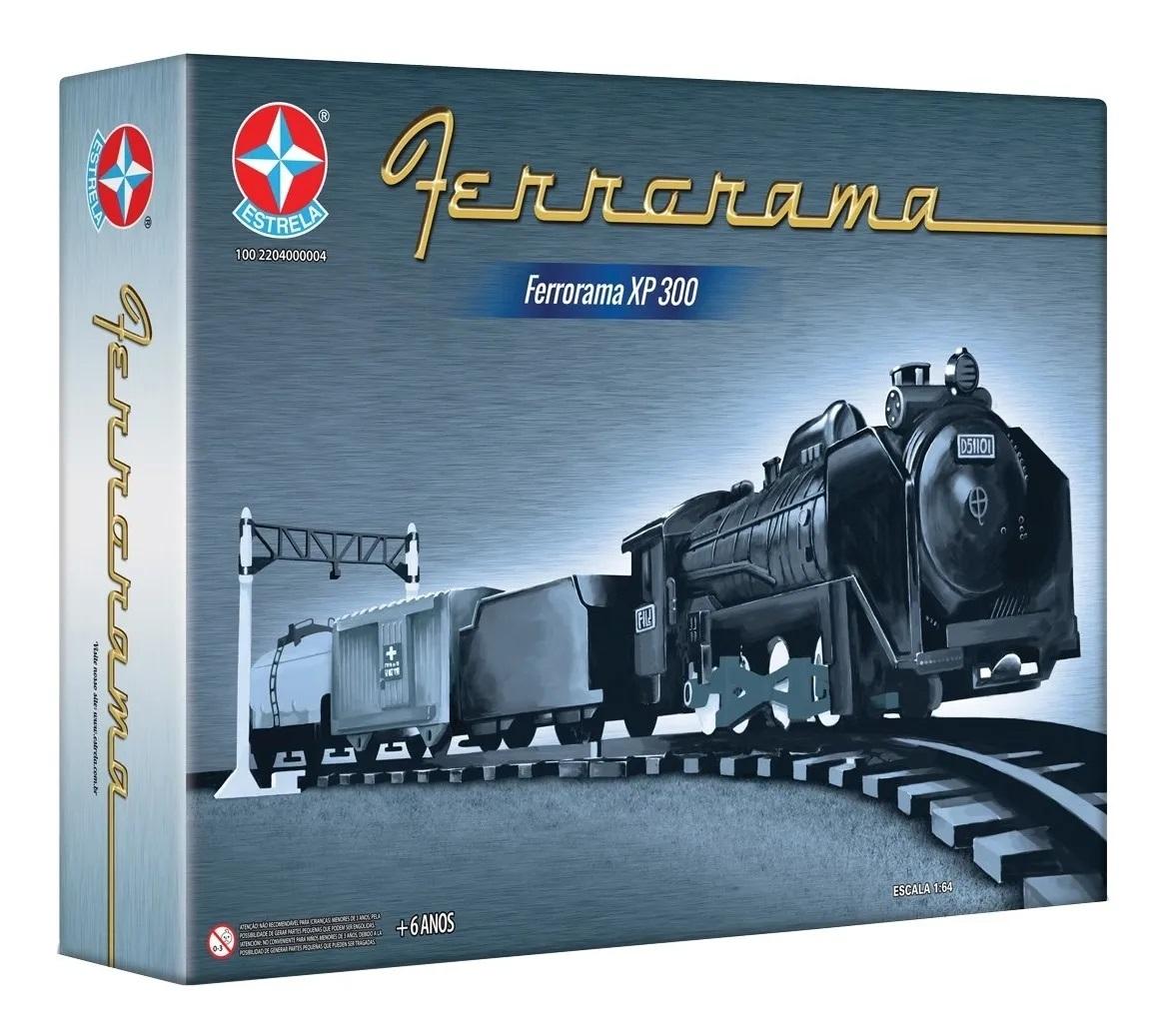 Ferrorama Estrela XP 300 Edição Comemorativa - Estrela