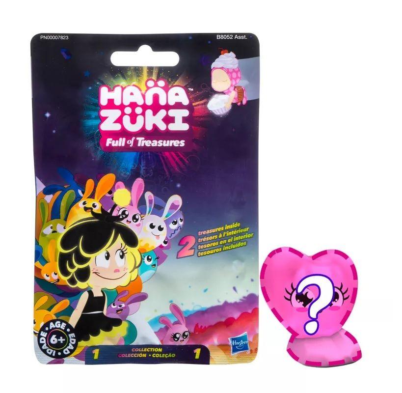 Figura 10 Cm - Hanazuki - Hemka - Tesouro Surpresa - Sortidos - Hasbro