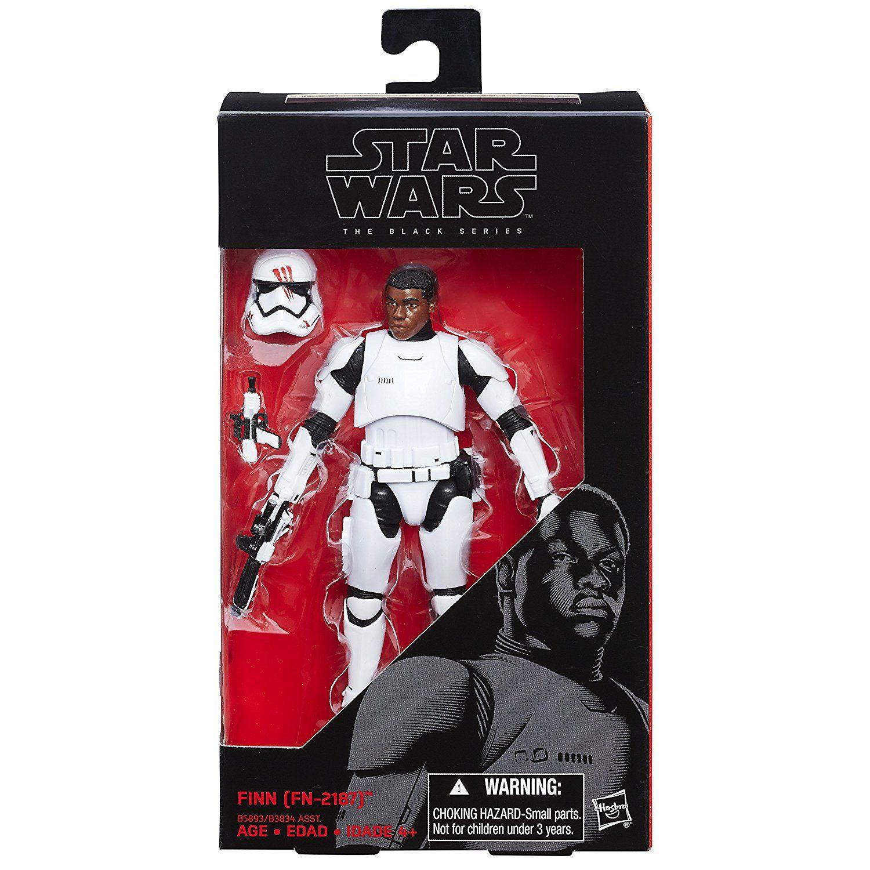Finn FN-2187 Star Wars The Black Series - Hasbro