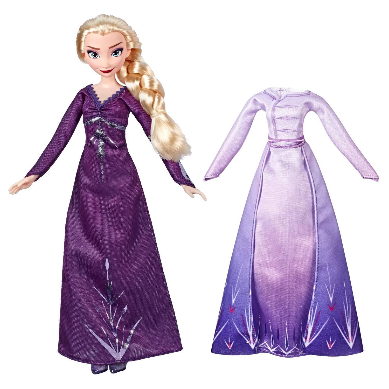 Frozen 2 - Boneca Elsa Trajes de Arendelle E6907 - Hasbro E5500