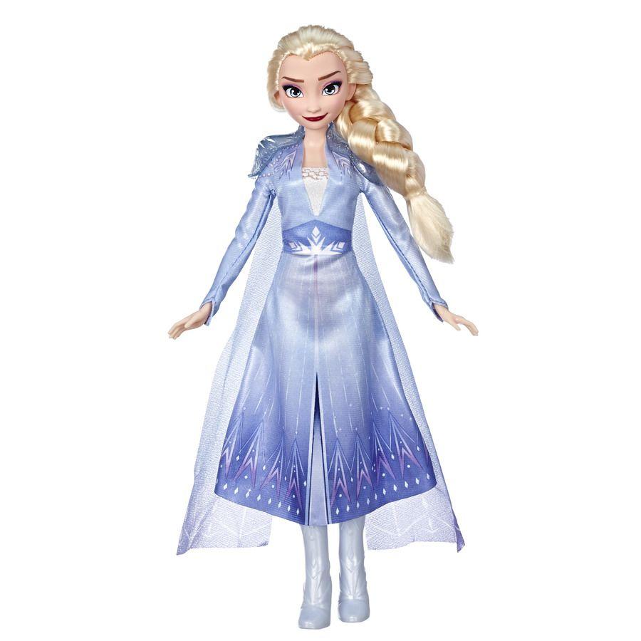 Frozen 2 - Nova Boneca Elsa E5514 - Hasbro
