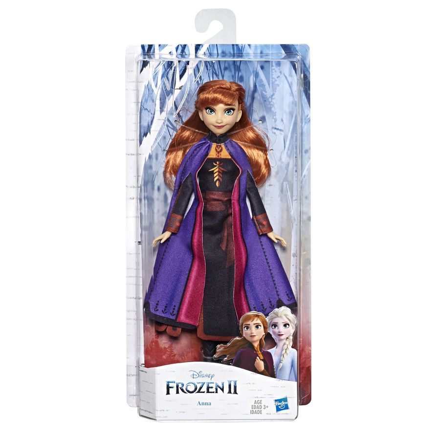 Frozen 2 - Pack Boneca Anna e Boneca Elsa E5514 - Hasbro