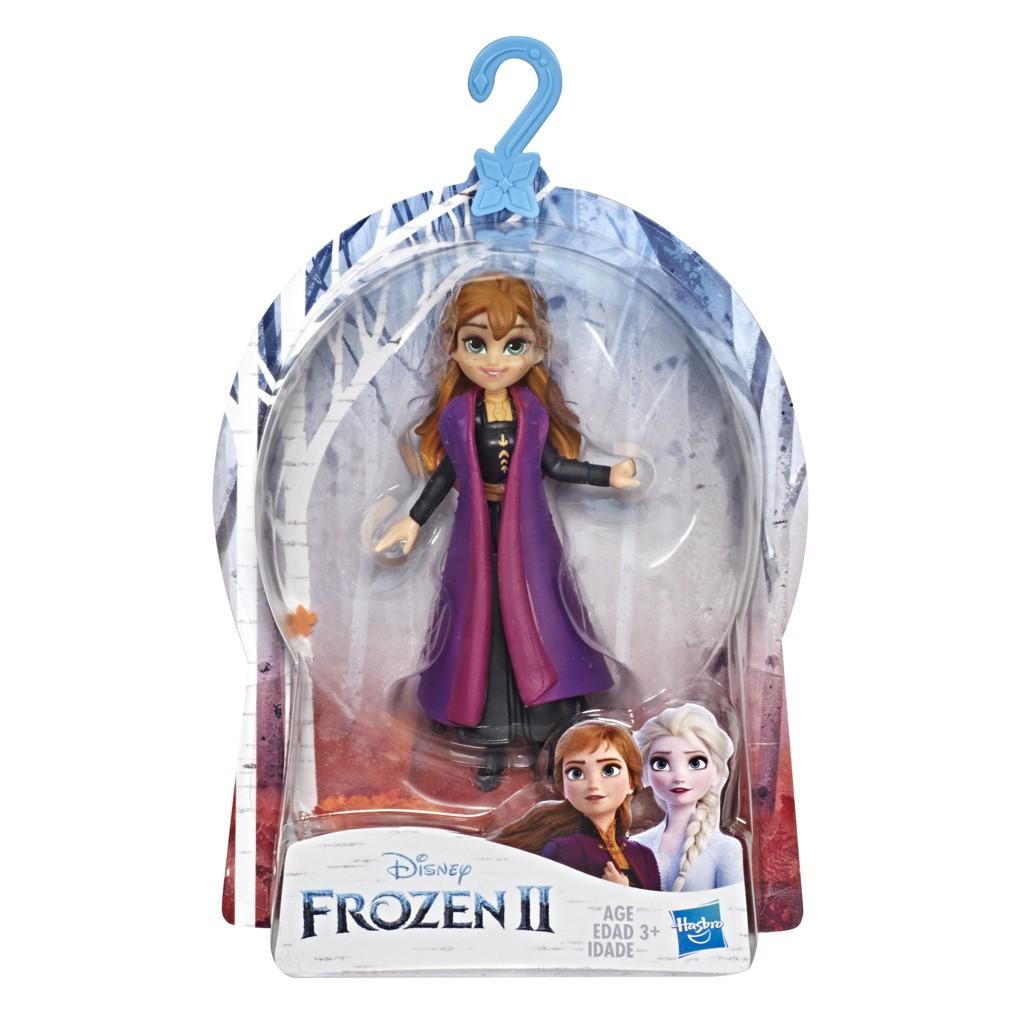 Frozen 2 - Pack Mini Boneca Anna - Elsa - Kristoff e Honneymaren E5505 - Hasbro
