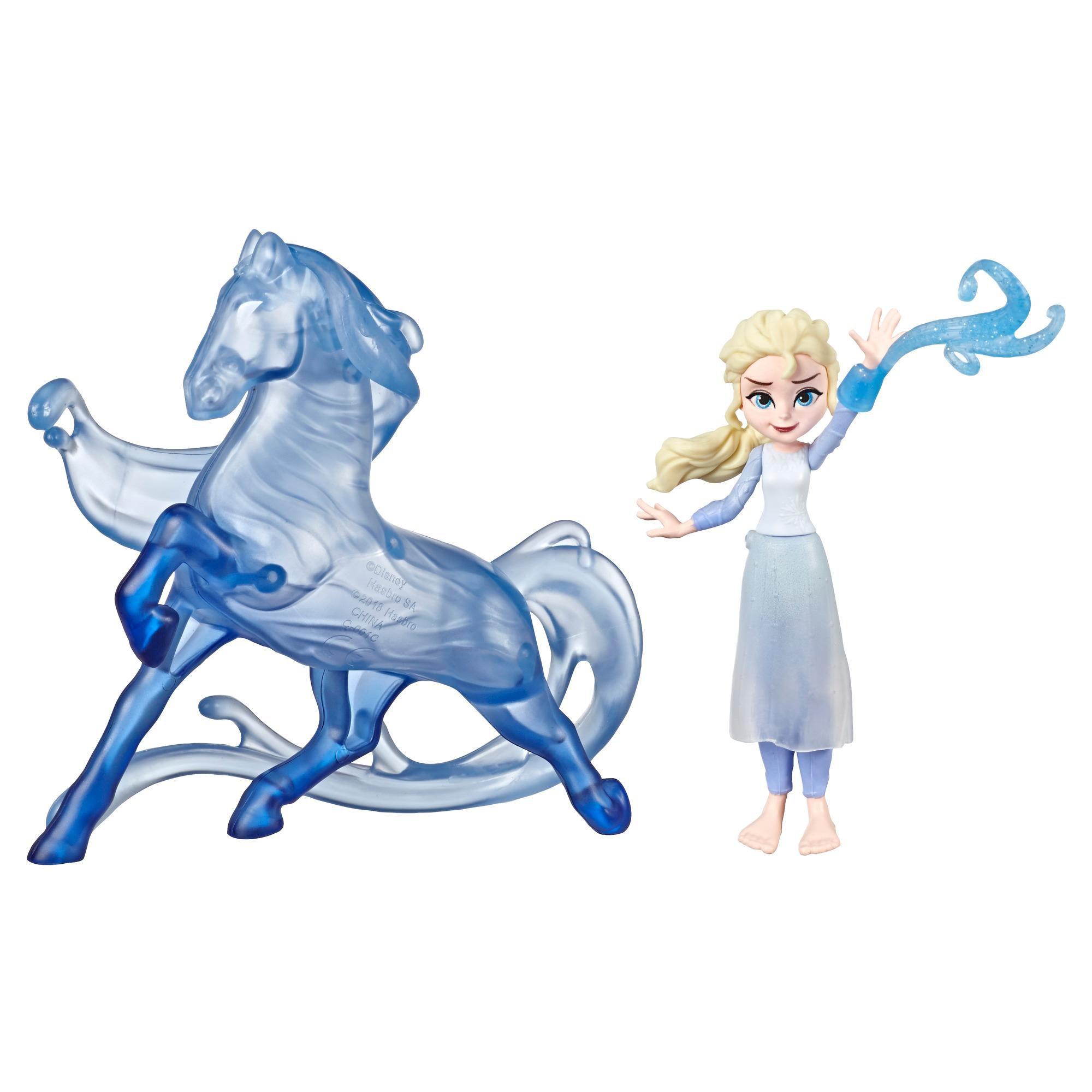 Frozen 2 - Pack Mini Boneca Elsa e Nokk E6857 - Hasbro E5504