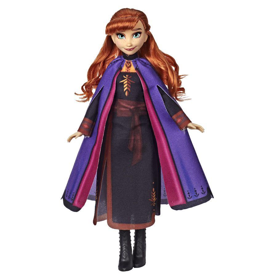 Frozen 2 - Super Pack Boneca Anna e Boneca Elsa e Boneco Cristoff E5514 - Hasbro