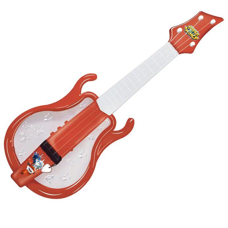 Guitarra Infantil Super Wings F00051 - FUN