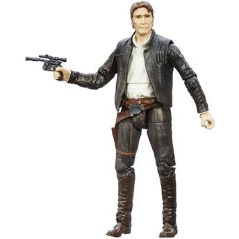 Han Solo Star Wars The Black Series - Hasbro