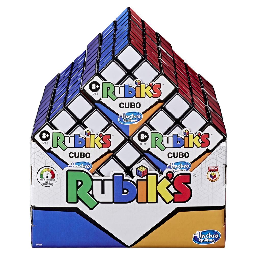 Jogo Cubo Rubiks F0488 - Hasbro