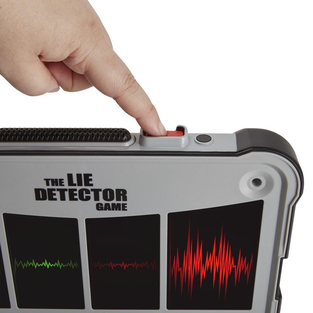Jogo Detector de Mentiras E4641 - Hasbro