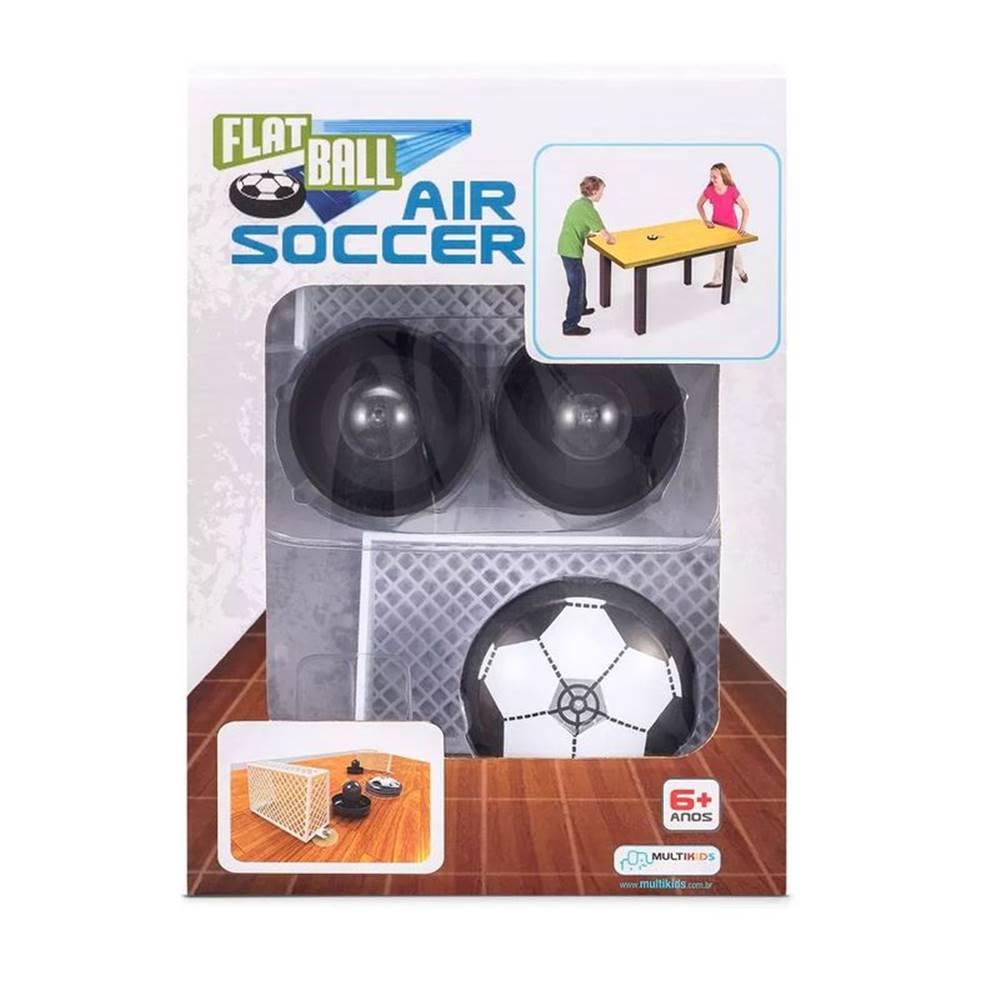 Jogo Flat Ball Air Soccer Br373 - Multikids