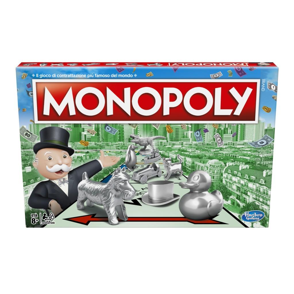 Jogo Monopoly C1009 - Hasbro