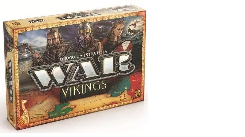 Jogo War Vikings Grow Jogo De Estratégia