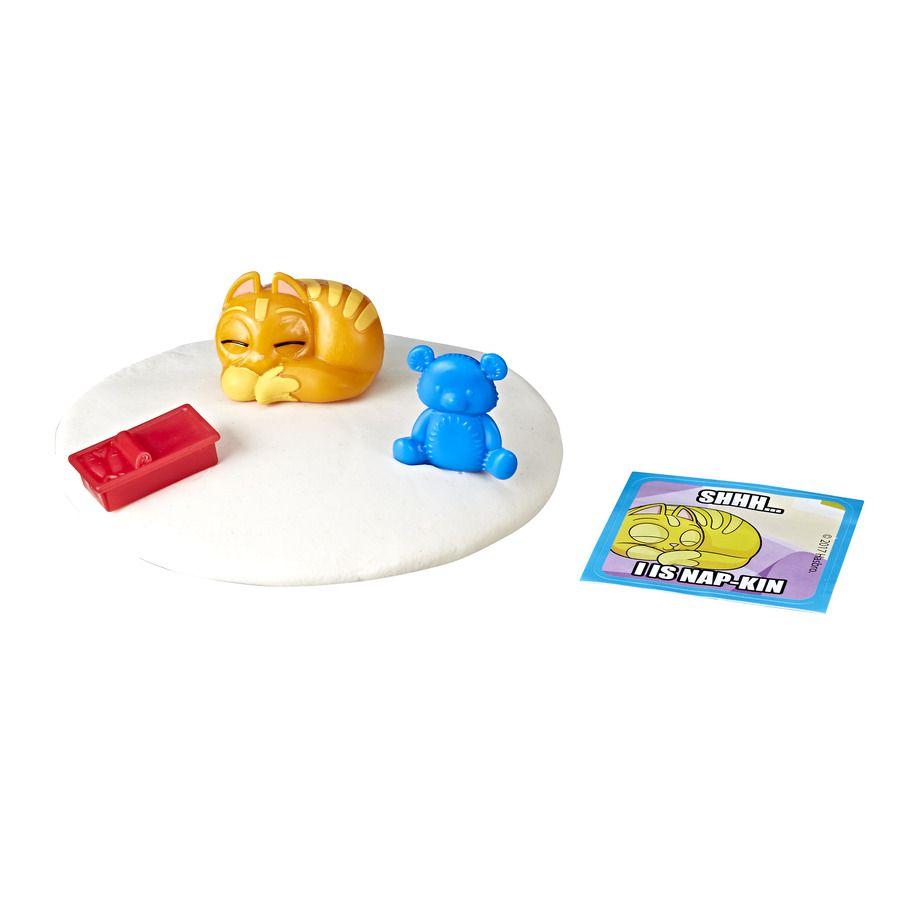 Kit 4 Mini Surpresa Lost Kitties - Hasbro
