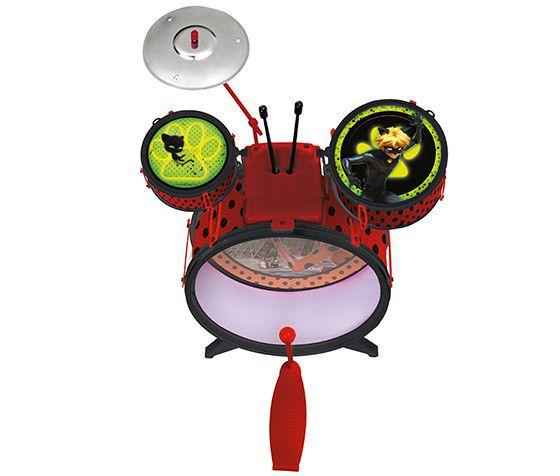 Lady Bug - Bateria Infantil da Ladybug - Fun