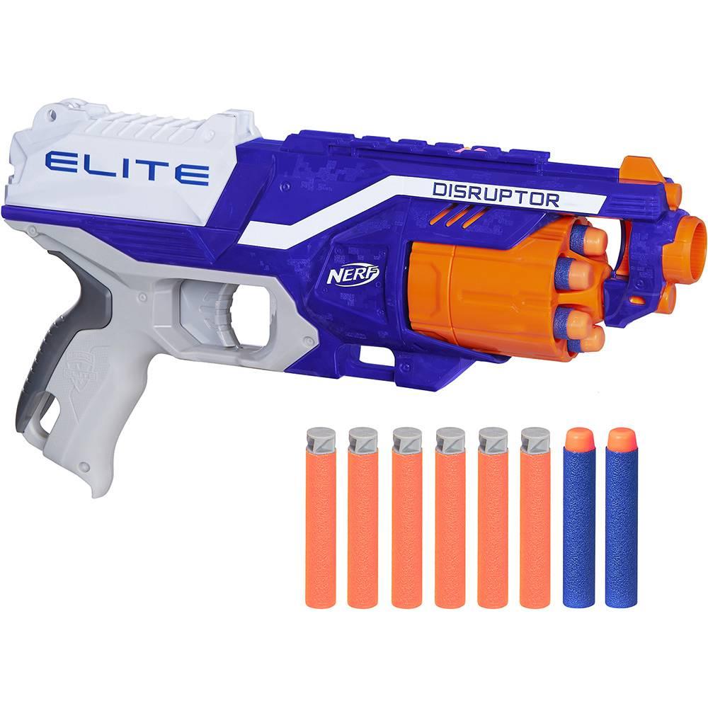 Lançador Nerf Disruptor Elite Accustrike E0392 - Hasbro