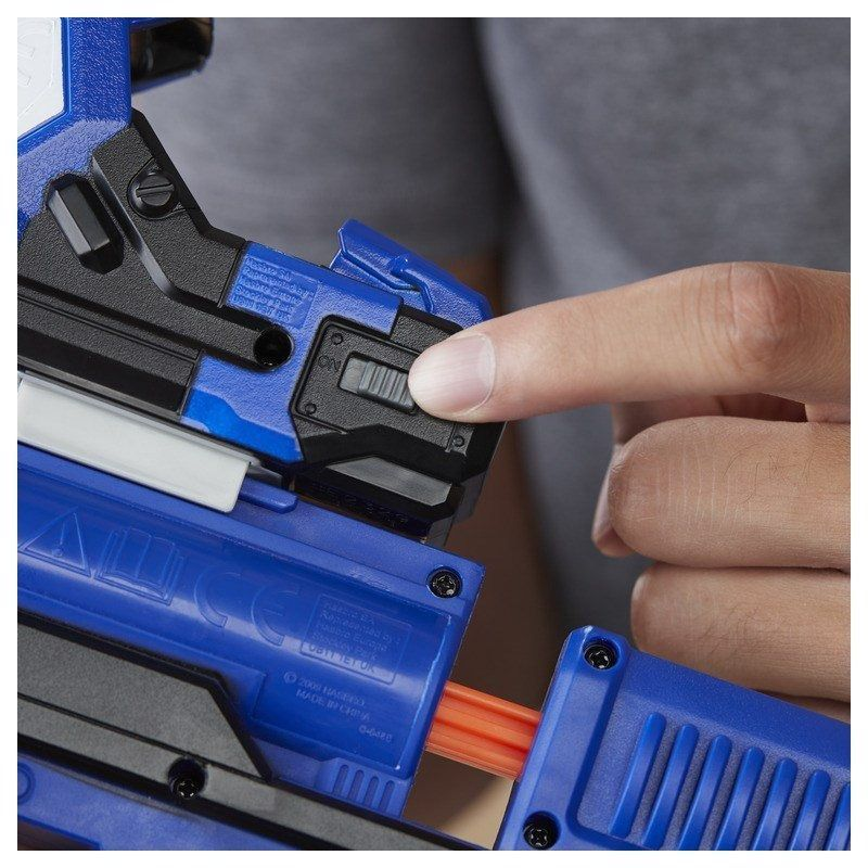 Lançador Nerf Surestrike Elite Com Mira E2329 - Hasbro