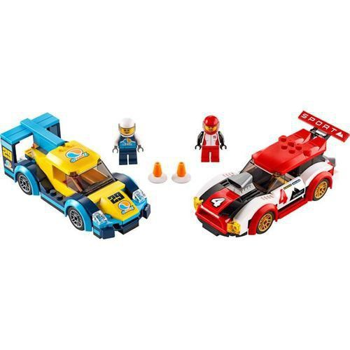 LEGO City - Carros de Corrida - Lego 60256