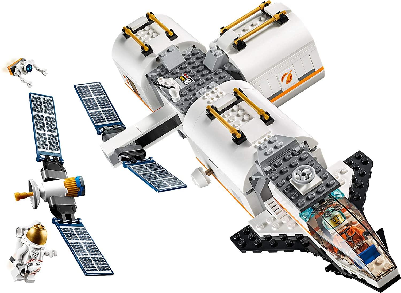 LEGO City - Estação Espacial Lunar - Lego 60227
