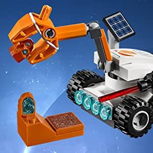 LEGO City - ônibus Espacial de Pesquisa em Marte - Lego 60226