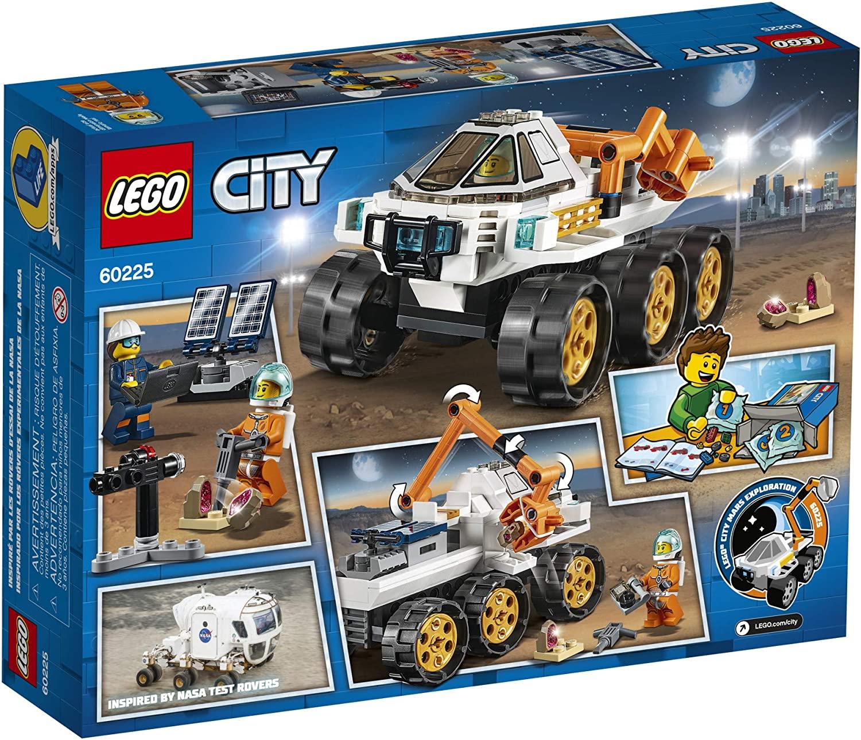 LEGO City - Teste de Condução de Carro Lunar - Lego 60225