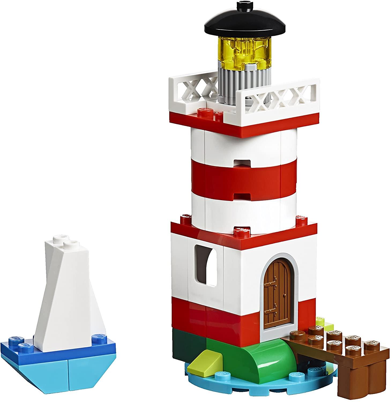 LEGO Classic - Caixa Com 221 Peças Criativas - Lego 10692