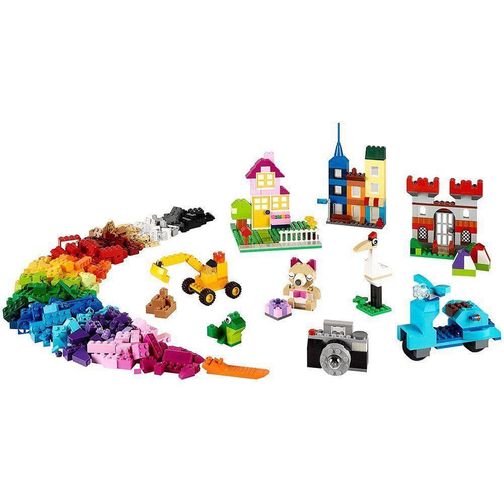 LEGO Classic - Caixa Grande Com 790 Peças Criativas - Lego 10698