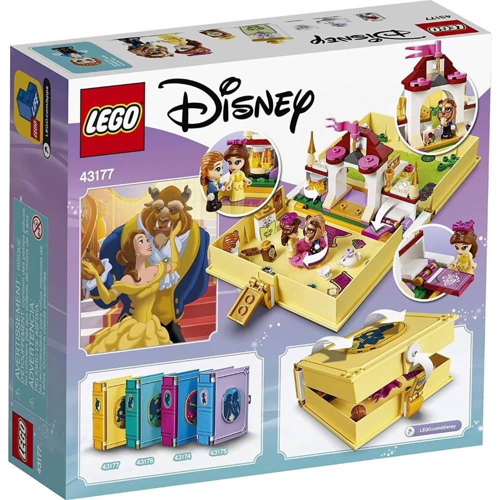 LEGO Disney - Aventuras do Livro de Contos da Bela - Lego 43177
