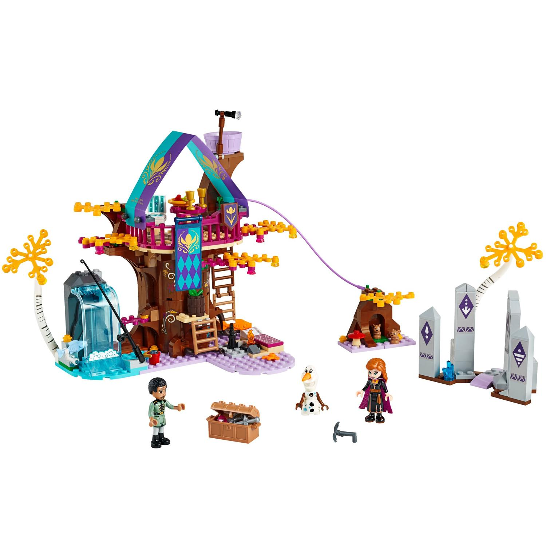 LEGO Disney - Frozen 2 A Casa da Arvore Encantada - Lego 41164