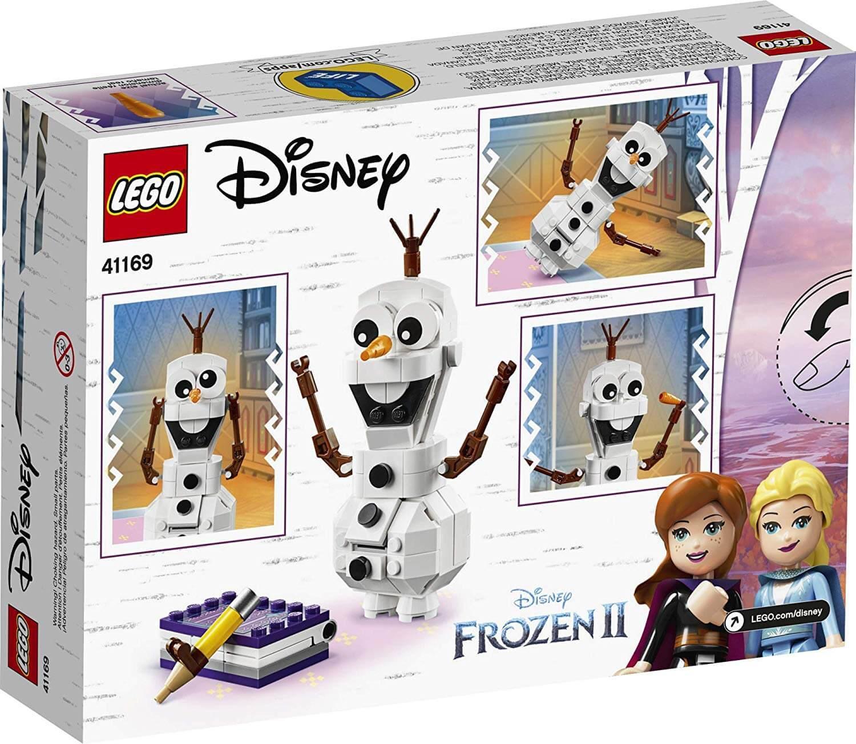 LEGO Disney - Frozen 2 Olaf - Lego 41169
