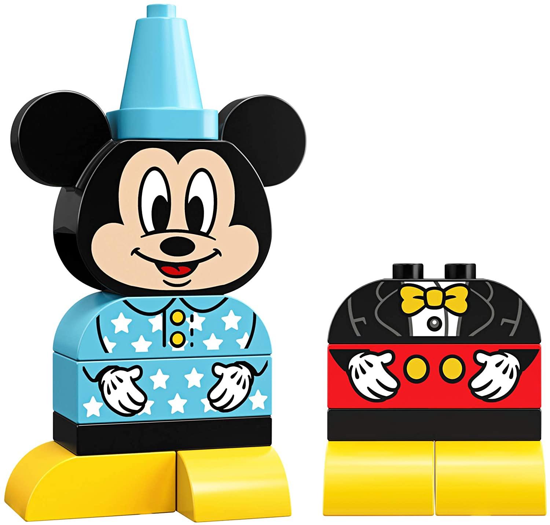 LEGO Duplo - O Meu Primeiro Modelo do Mickey - Lego 10898