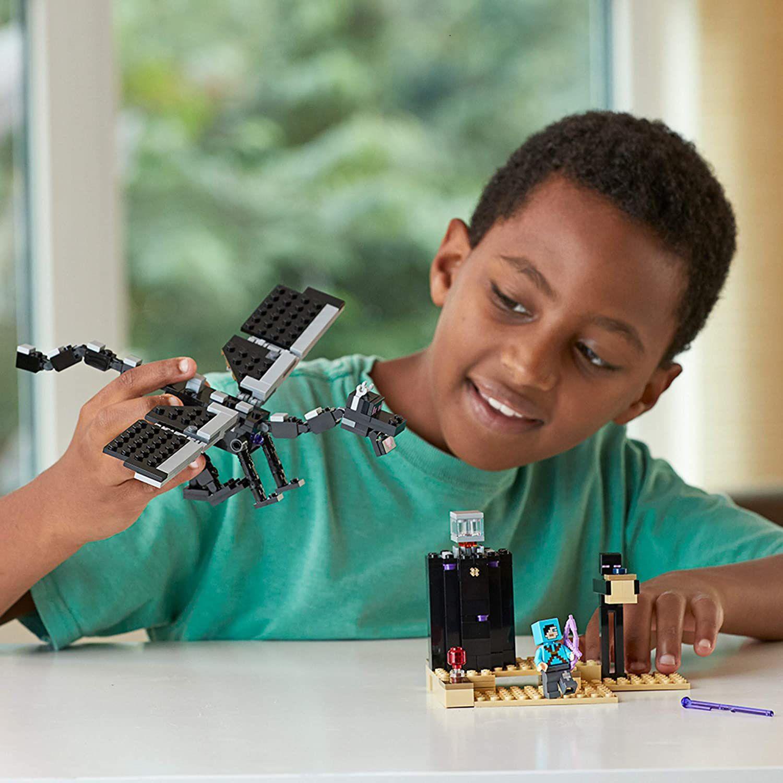 LEGO Minecraft - A Batalha Final - Lego 21151