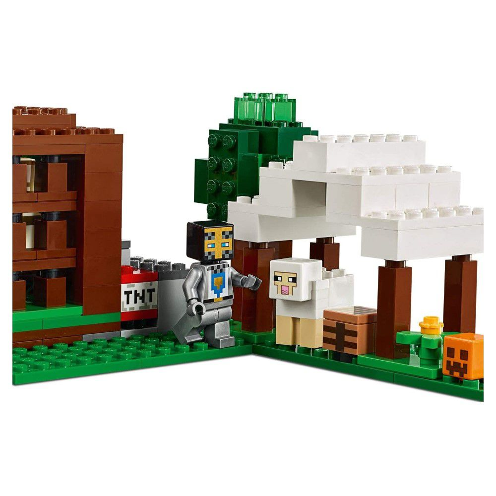 LEGO Minecraft - The Pillager Outpost - Lego 21159