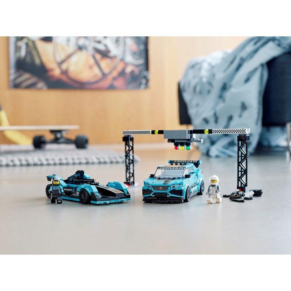 Lego Speed Champions 76898 Formula E Panasonic Jaguar Racing