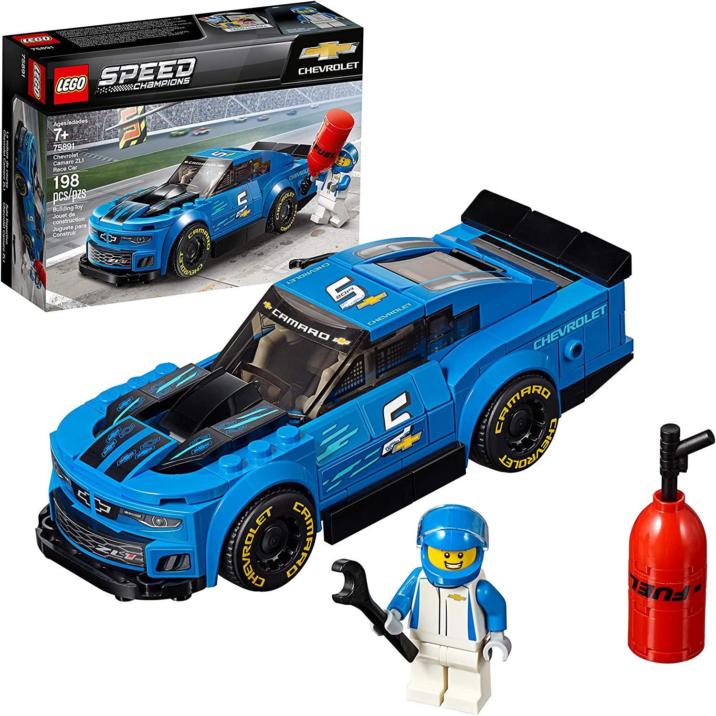 LEGO Speed Champions - Chevrolet Camaro ZL1 Race Car - Lego 75891