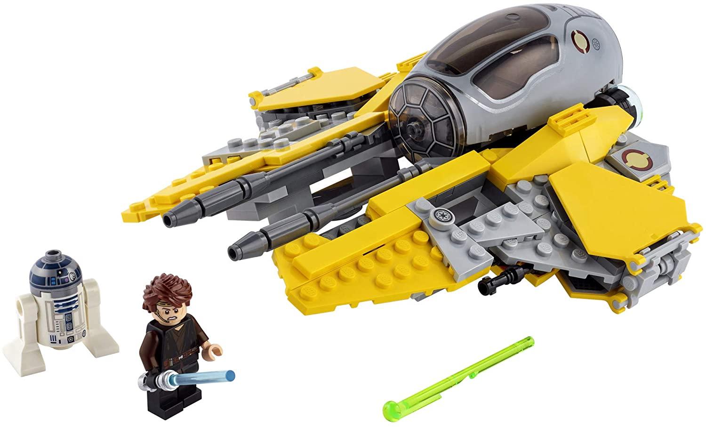 LEGO Star Wars - Interceptor Jedi de Anakin - Lego 75281