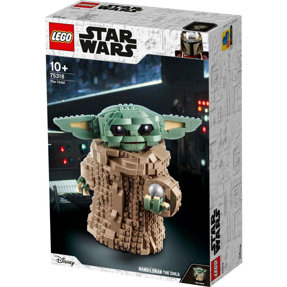 Lego Star Wars - Star Wars The Mandalorian A Criança 75318