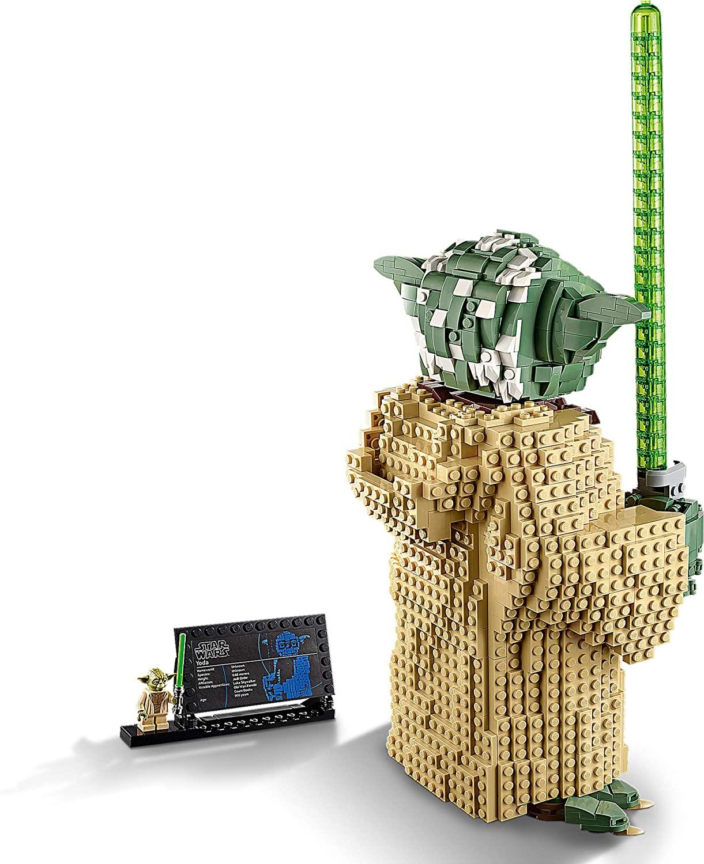 Lego Star Wars - Yoda - Lego 75255