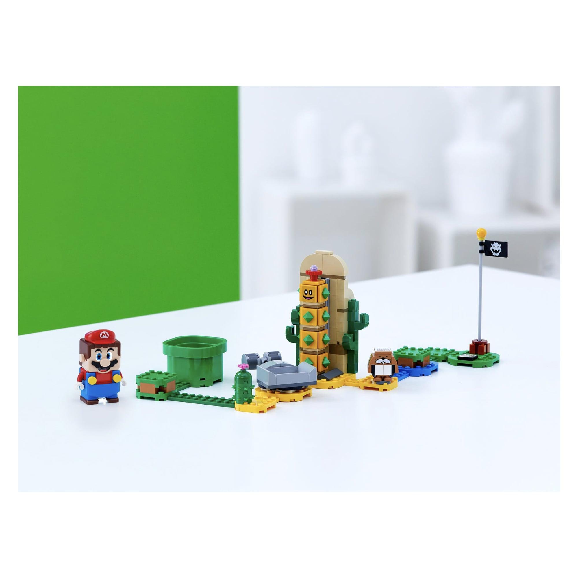 LEGO Super Mario - Cactubola do Deserto Expansao - Lego 71363