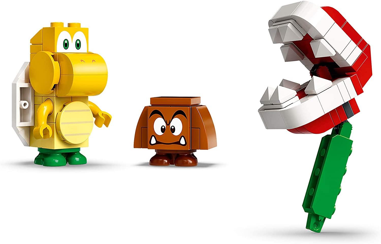 LEGO Super Mario - Derrapagem da Planta Piranha - Lego 71365