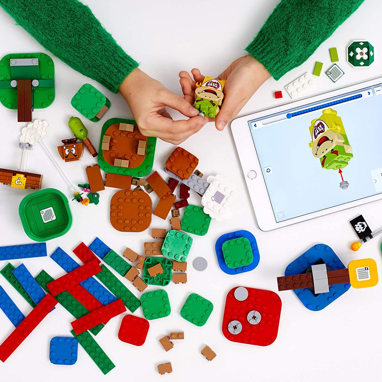 LEGO Super Mario - Fase 1 Aventuras Com  Mario - Lego 71360