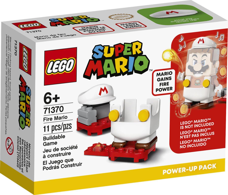 LEGO Super Mario - Traje Mario de Fogo Power UP - Lego 71370