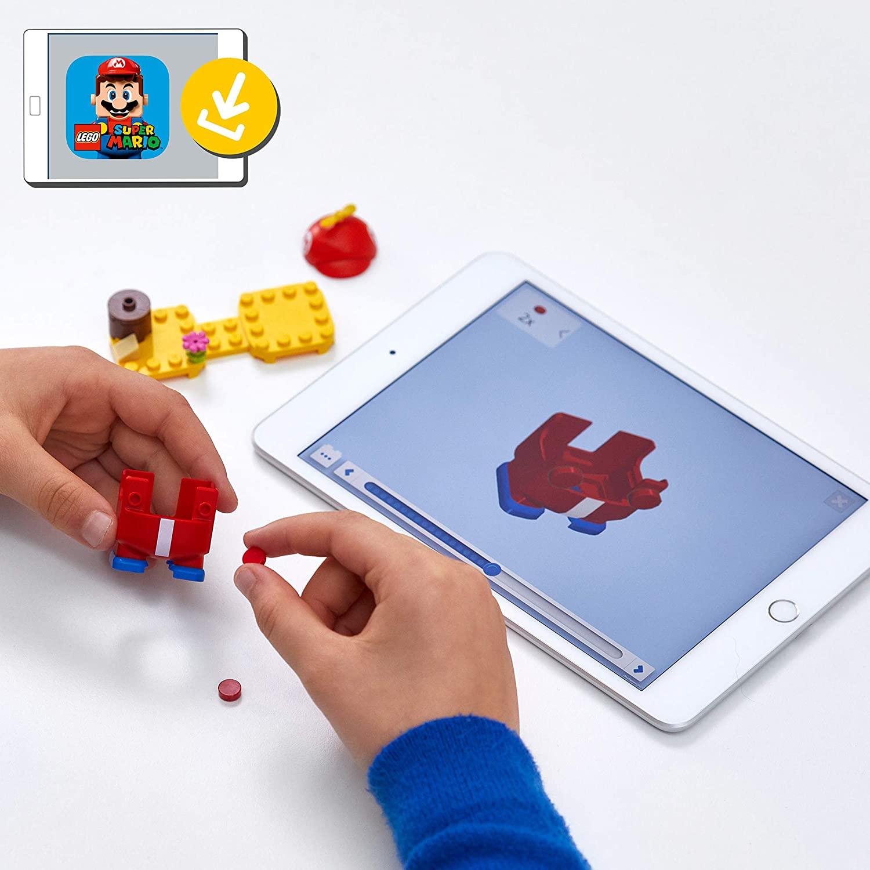 LEGO Super Mario - Traje Mario de Helice Power UP - Lego 71371