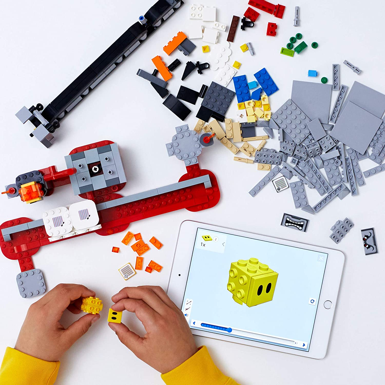 LEGO Super Mario - Queda do Tumbo - Lego 71376