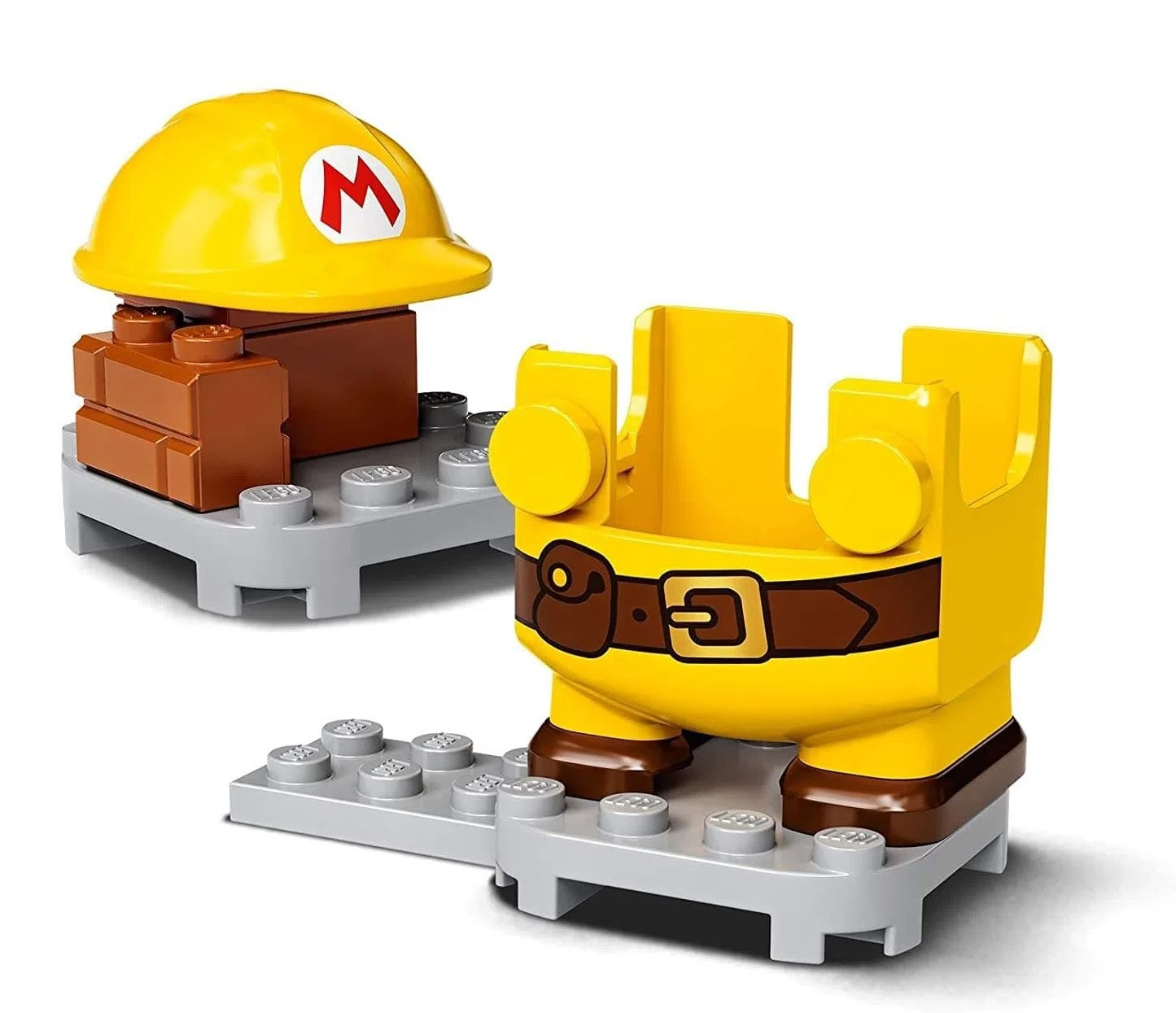 LEGO Super Mario - Traje Mario Construtor Power UP - Lego 71373