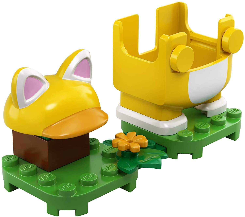 LEGO Super Mario - Traje Mario Gato Power UP - Lego 71372
